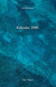 Kalender 2000 - digte