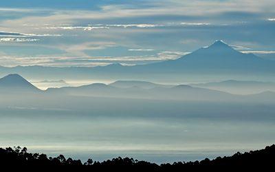 Hvor bjergene går hen