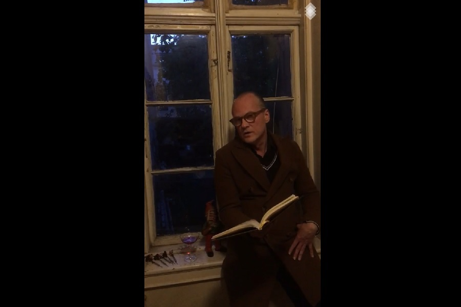 Underhuset Undercover – Håkan Sandell