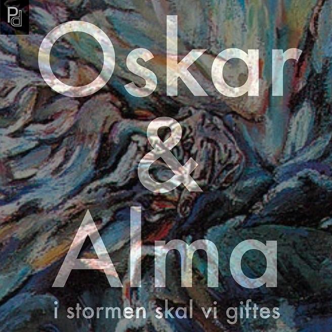 Oskar og Alma: I stormen skal vi giftes - poetisk podcast